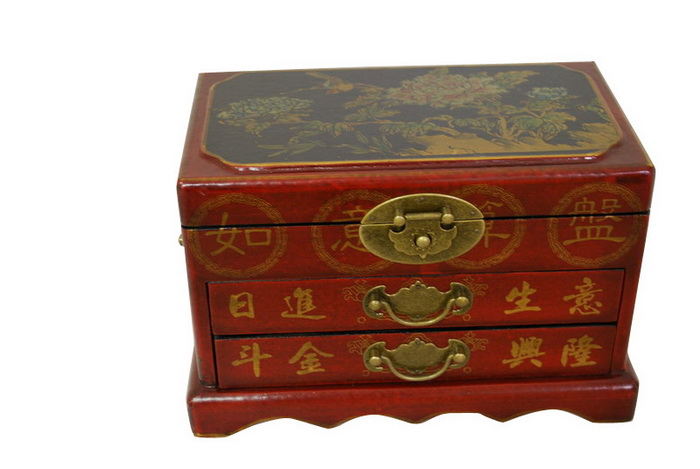 Vintage Chinese Wooden Bead Arithmetic Abacus W China Instruction