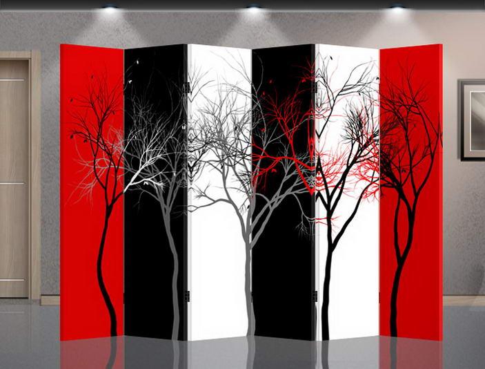 room divider canvas