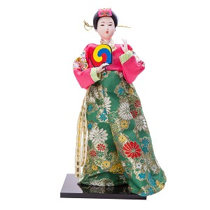 "13.4"" korean Beauty Oriental Doll DOL7509-D1"