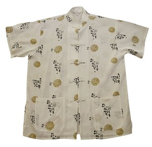 Traditional Chinese Linen T-shirt