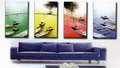 Modern Abstract Art Oil Painting STRETCHED READY TO HANG OPC259