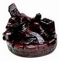 Fabulous Hong Tze Collection--King Ashtray