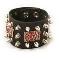Stylish Leather Wrist Band Bracelet YX437