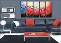 Modern Abstract Art Oil Painting STRETCHED READY TO HANG OPZ-5-7