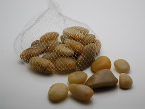 A Pack Of Yellow River Stones