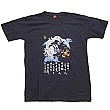 Chinese Culture T-shirt DRAGON (blue)