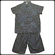 Boy's Short Sleeve Matching Set