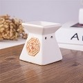 Feng Shui Zen Ceramic Essential Oil Burner Tea Light Holder Great For Home Decoration & Aromatherapy OLBA103