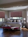 Natural Bamboo Roll Up Window Blind Roman Shade Sun Shade WB-48N1